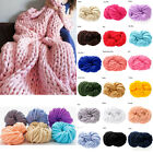 250g Thick Bulky Wool Yarn Soft Chunky Hand Knitting Hat Scarf Blanket Arm Knit3