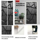 3d Geometric For Living Room Home Decor Pvc Waterproof Door Stickers Removable