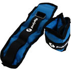 BodyRip Pair Adjustable Ankle-Wrist Weights Straps   Choose Weight and Style