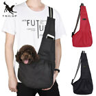 TAILUP Outdoor Pet Dog Sling Bags Windproof Carriers For Small Cats and Puppies