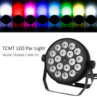 1-12PCS Stage Par Light DMX RGBWA Strobe Effect 5IN1 18LED 12W Party Washer Lamp