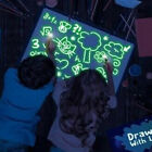 Graffiti Writing Pad 3D Fluorescence Gift Children With Light Kids Drawing Board