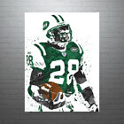 Curtis+Martin+New+York+Jets+Poster+FREE+US+SHIPPING