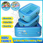 1.4/1.5/1.7m Swimming l Family Garden Outdoor Summer Inflatable Paddling