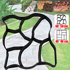 Garden Paving Pavement Mold Patio Concrete Stone Path Walk Maker Reusable