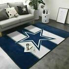 DALLAS COWBOYS Rectangle Rug, NFL Area Rug, Dallas Cowboys Area Rug