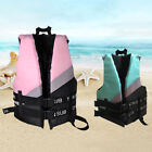 Sailing Boating Thicken Life Jacket Vest High Buoyancy Water Sports Equipment