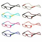 Magnetic Reading Glasses Men Women Adjustable Hanging Neck Magnet Front glasses