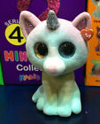 W-F-L TY Mini Boos Series 4 Collectible Figures 2in Beanie Choose Hand Painted
