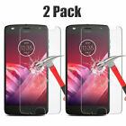 For Motorola Moto Z2 Play Screen Protector Film 9H Hardness Clear Tempered Glass