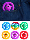 Toy Snapper Silicone Grip Device Hand Monkey Stress Relief Squeeze Fidget