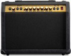 Lyxpro 40 Watt Electric Guitar Amplifier | Combo Solid State Studio & Stage Amp