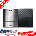 """Cast Iron Cooking Grate Cooking Griddle Replacement for Nexgrill 17"""" x 13 1/4"""""""