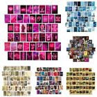 50pcs Vintage Wall Collage Kits Aesthetic Picture Floral Art Poster Home Decor
