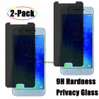 2x For Sumsung Moto LG iPhone Privacy Tempered Glass Anti-Spy Screen Protector