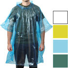 Emergency Rain & All Weather Pocket Poncho - One Size