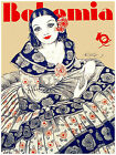 "105.Cuban Quality interior Design Fashion poster""Very Pretty girl.Flower Dress"""