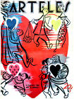 """416.Quality Design poster""""Pure LOVE for everyone.Valentine's""""wow Home interior"""