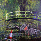 Banksy-'Show Me the Monet'- Graffiti street art