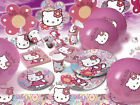 NEW HELLO KITTY BAMBOO- ALL PARTY ITEMS ON THIS LISTING
