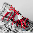 3 Pack Set Elastic Sports Laces Lock Shoelaces Running Triathlon Shoes Trainers