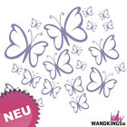 Wandtattoo Wandsticker NEU 20 Schmetterlinge Set
