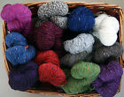 ANGEBOTE 200g Irish Aran Tweed 100% Donegal Garne Strickwolle aus Irland