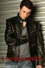Genuine leather jacket for men in mens clothing eBay small medium large Xl