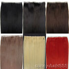 "20"" PU Skin Weft Remy Human Hair Extension37""Wide&55g"