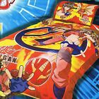 Bakugan - Red Ball - Single US Twin Bed Quilt Doona Duvet Cover Set