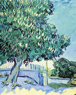Vincent Van Gogh- Blossoming chestnut tree - 20