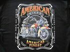 AMERICAN BIKER MOTORCYCLE BIKER T SHIRT M TO 6XL