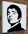 Noel Gallagher original graffiti stencil style art canvas painting various sizs