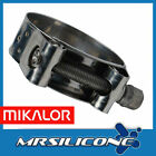 Mikalor W2 Heavy Duty Supra TBOLT Hose Pipe Clamps Clips Stainless Steel T Bolt