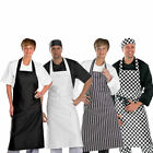 Mens/Ladies Professional Catering Clubber Full Apron Chefs,Cooks,Butchers,Waiter