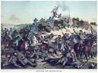 Decor War Poster. Fine Graphic Art. Battle of Nashville. Home Wall Design. 1218
