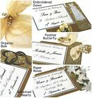 Best OURS Gowns - PERSONALISED Gold Swirl Hearts Wedding Memory Keepsake CHEST Review