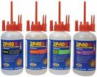 New FastCap 2P-10 Adhesive Cement Glue Medium/Thick/Gel CHOOSE SIZE