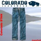 Colorado STAN STONE WASH STRETCH Jeans Weite 30 31 32 33 34 36 38  - Länge 38