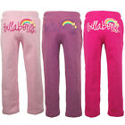 BILLABONG Girls FAVE Fleece Signature Trackies Track Pants (0 2) NEW
