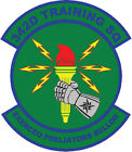 STICKER USAF 342nd TRAINING SQUADRON
