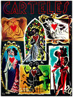 "188.Cuban Quality Design poster""History of LOVE in Cuba from Tainos"""