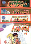 How To Draw Manga  -  Vol 1-10  Collect All 17 volumes --  IMPORTED
