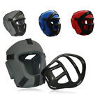 TurnerMAX Head Guard Boxing Helmet MMA Protection Martial Arts Kick Face Gear