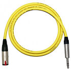 *Custom Length* Balanced Extension Leads. 6mm Jack to Female Jack cables. Mic