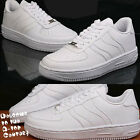 hsa04 basic white tennis athletic sneakers