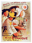 5269 National ceramic exposition French POSTER. Room Interior design. Decor Art