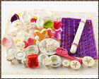 Mixed 15 Sets Fondant Cake Cookie Decoration Sugarcraft Plunger Cutter Tool