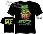 Ratfink T Shirts Ed Roth Clothing Signature Big Daddy Shirt Sz M L XL 2XL 3XL