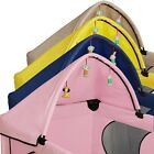 Top Cover w Toys For Dog Pet Puppy Playpen Crate Kennel Exercise Pen Bed 4 Color